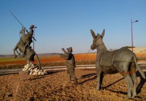 D. Quijote y Sancho 1