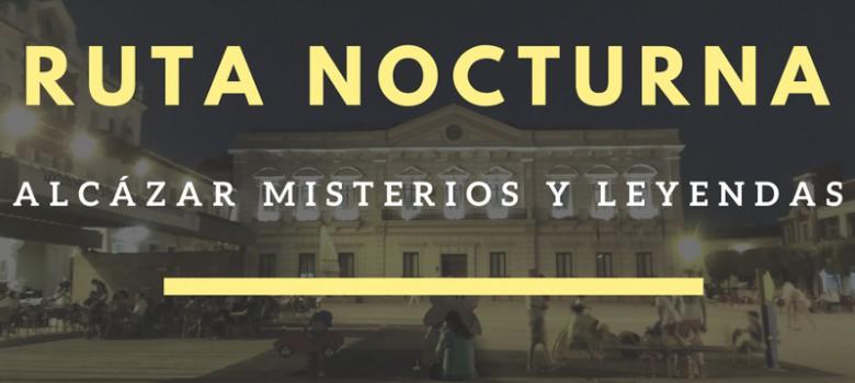 Ruta Nocturna en Alcázar de San Juan